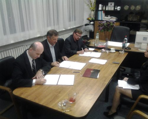 fotka z kolektivnej zmluvy