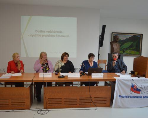 Konferencia EZA 2019