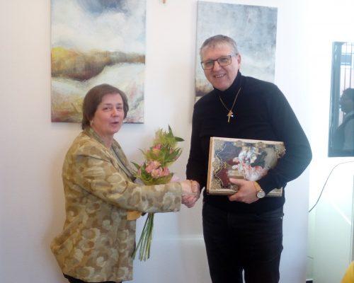 Poďakovanie Kataríne Slašťanovej